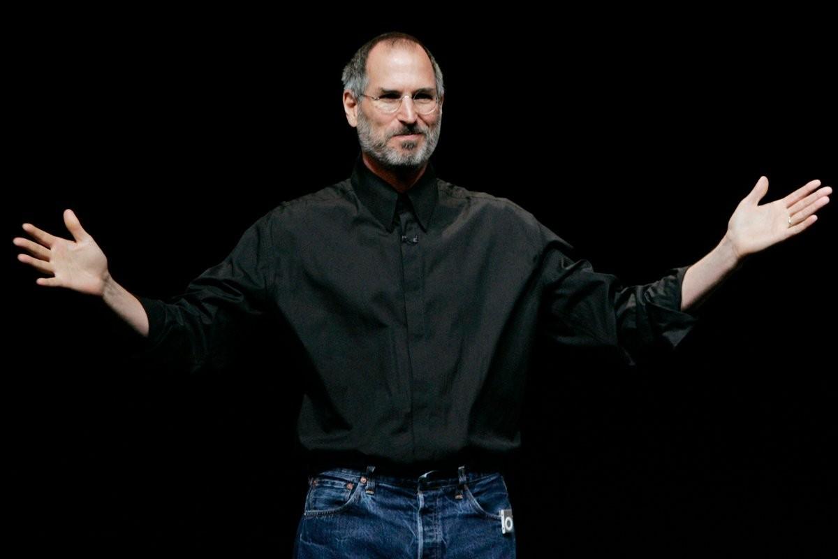 Presentatie Steve Jobs